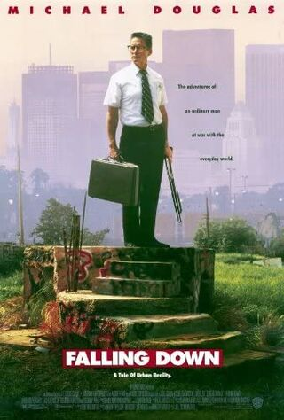 Falling Down (1993) Main Poster
