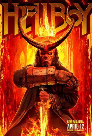 Hellboy (2019) Main Poster