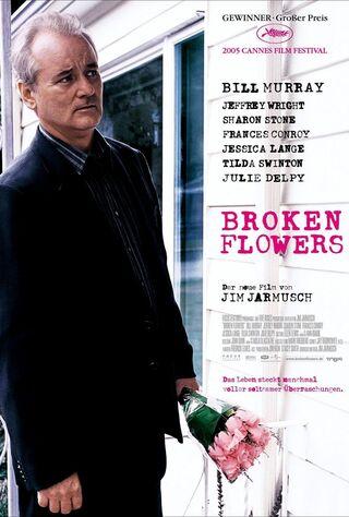 Broken Flowers (2005) Main Poster
