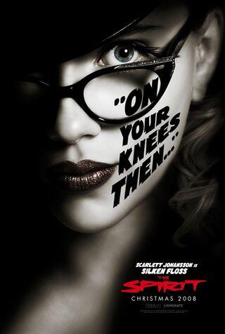 The Spirit (2008) Main Poster