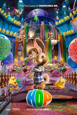 Hop (2011) Main Poster