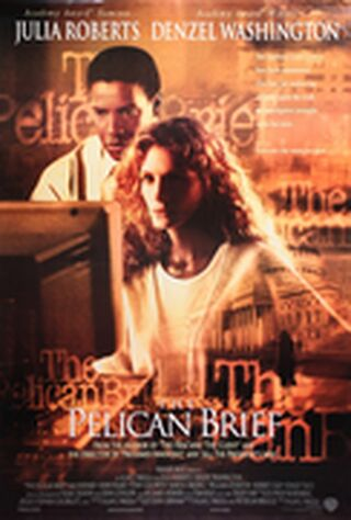 The Pelican Brief (1993) Main Poster