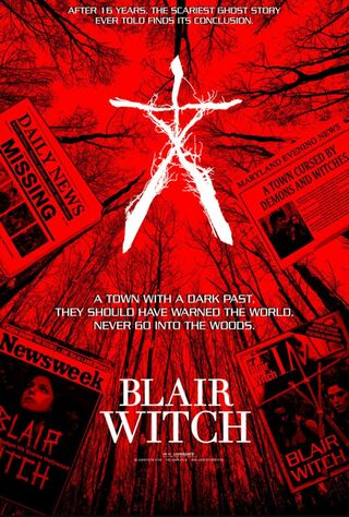 Blair Witch (2016) Main Poster