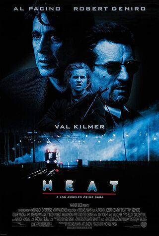 Heat (1995) Main Poster