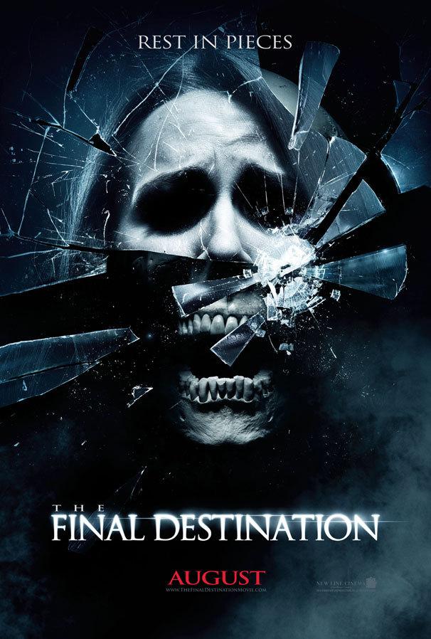 The Final Destination (2009) Main Poster