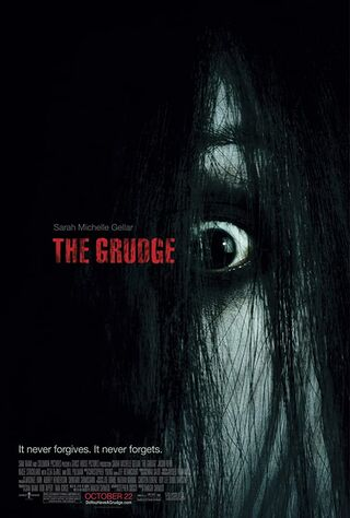 The Grudge (2004) Main Poster
