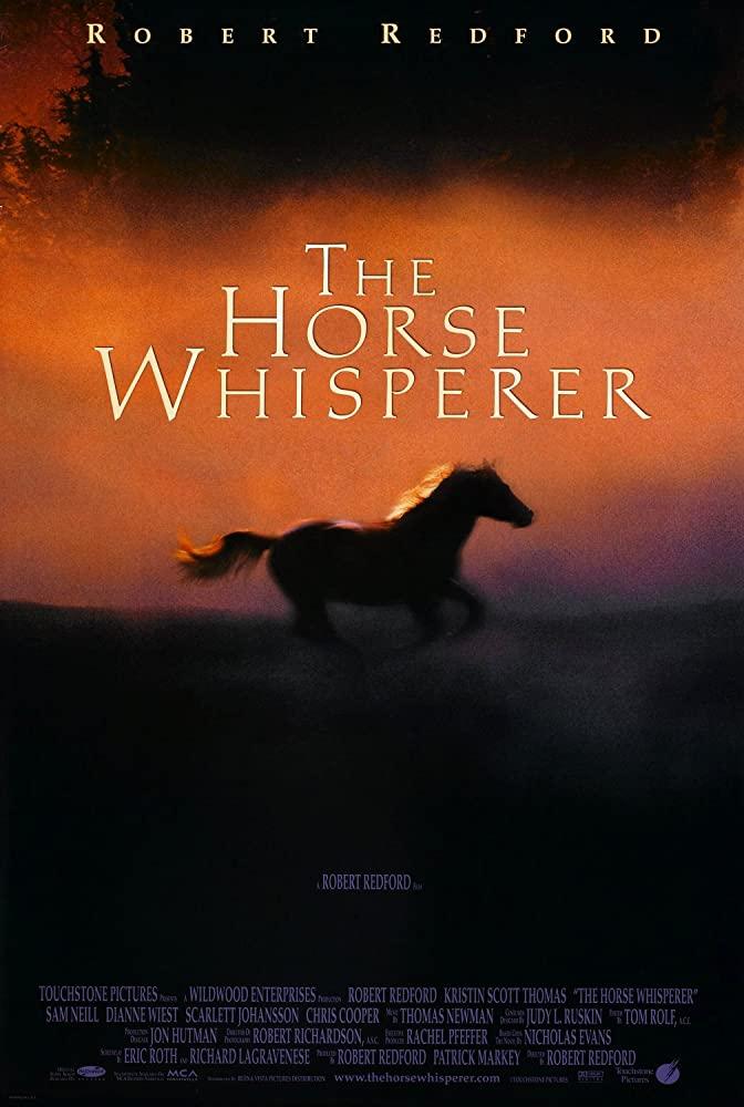 The Horse Whisperer (1998) Main Poster