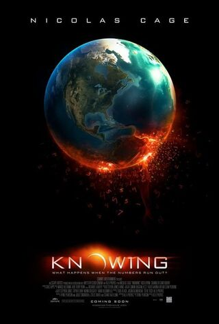Knowing (2009) Main Poster