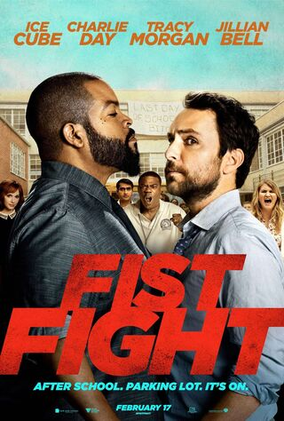 Fist Fight (2017) Main Poster