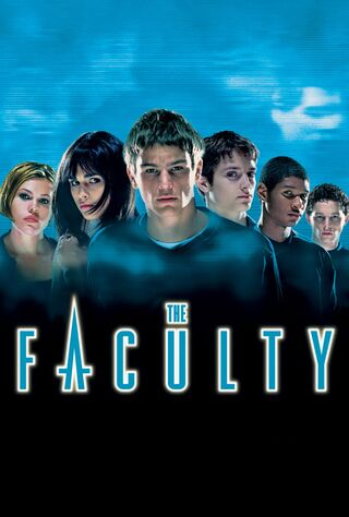The Faculty (1998) Main Poster