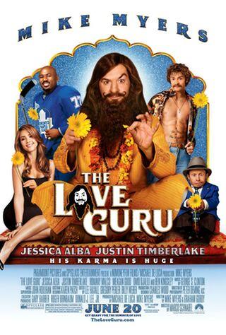 The Love Guru (2008) Main Poster