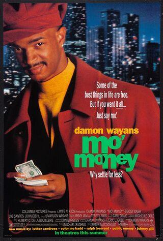 Mo' Money (1992) Main Poster