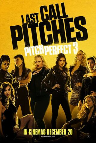 Pitch Perfect 3 (2017) Main Poster