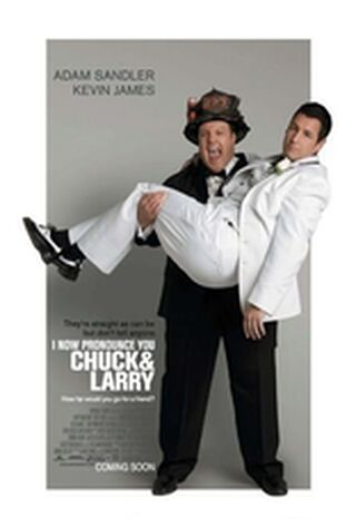I Now Pronounce You Chuck & Larry (2007) Main Poster