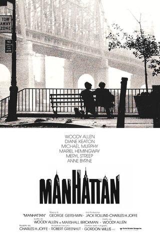 Manhattan (1979) Main Poster