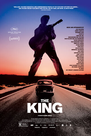 The King (2018) Main Poster