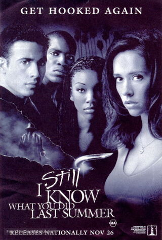I Still Know What You Did Last Summer (1998) Main Poster