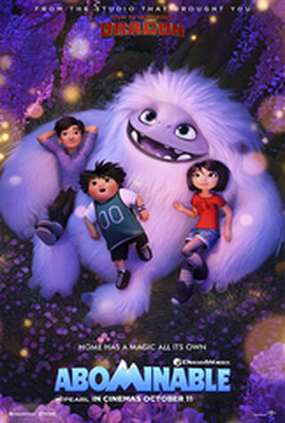 Abominable (2019) Main Poster