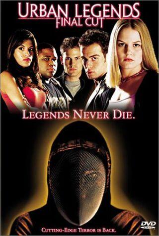 Urban Legends: Final Cut (2000) Main Poster