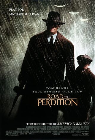 Road To Perdition (2002) Main Poster
