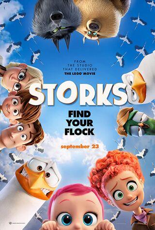 Storks (2016) Main Poster