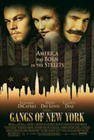 Gangs Of New York (2002) Main Poster