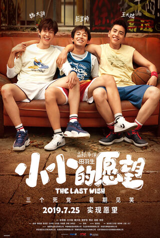 The Last Wish (2019) Main Poster