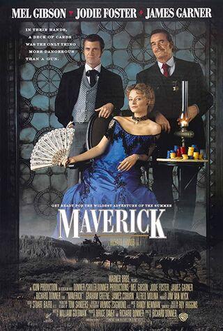 Maverick (1994) Main Poster