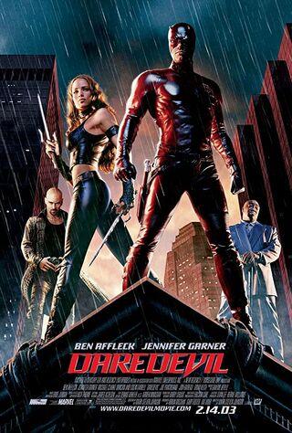 Daredevil (2003) Main Poster
