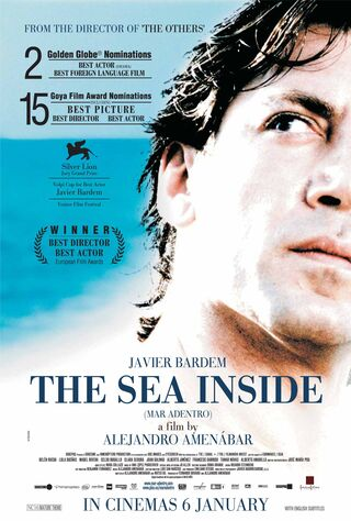 The Sea Inside (2005) Main Poster