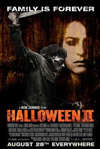 Halloween II (2009) Main Poster