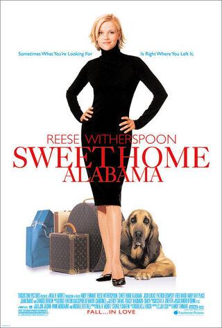 Sweet Home Alabama (2002) Main Poster