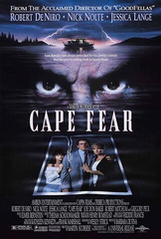 Cape Fear (1991) Main Poster