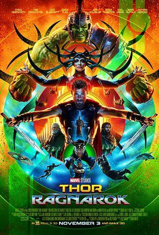 Thor: Ragnarok (2017) Main Poster