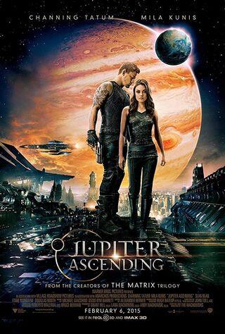 Jupiter Ascending (2015) Main Poster