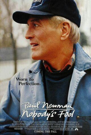 Nobody's Fool (1995) Main Poster