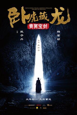 Crouching Tiger, Hidden Dragon: Sword Of Destiny (2016) Main Poster