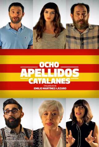 Ocho Apellidos Catalanes (2015) Main Poster