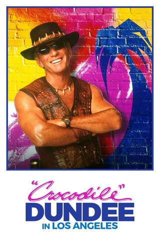 Crocodile Dundee In Los Angeles (2001) Main Poster
