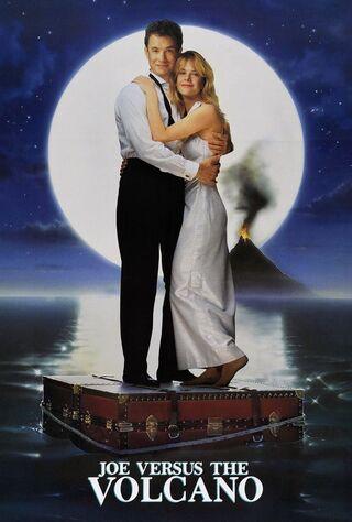 Joe Versus The Volcano (1990) Main Poster