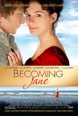 Becoming Jane (2007) Main Poster