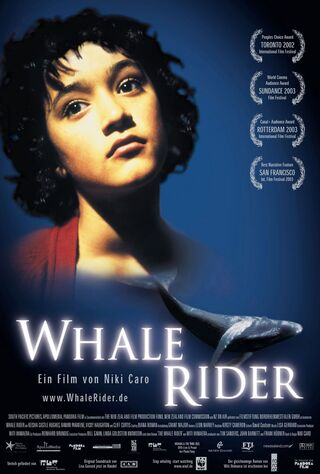Whale Rider (2003) Main Poster