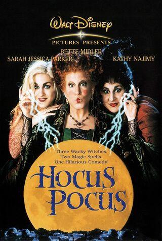 Hocus Pocus (1993) Main Poster