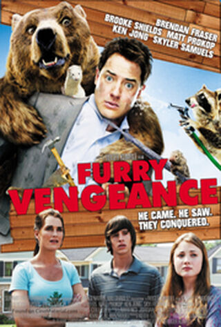 Furry Vengeance (2010) Main Poster