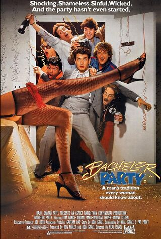Bachelor Party (1984) Main Poster