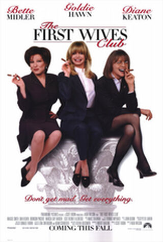 The First Wives Club (1996) Main Poster