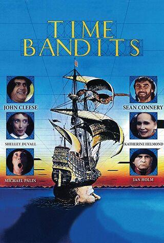 Time Bandits (1981) Main Poster