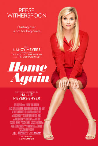 Home Again (2017) Main Poster