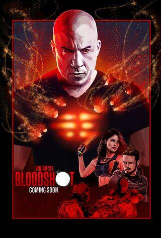 Bloodshot (2020) Main Poster