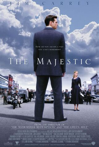 The Majestic (2001) Main Poster